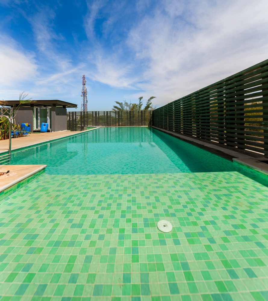 March 2017 report - Swimming pool area ...